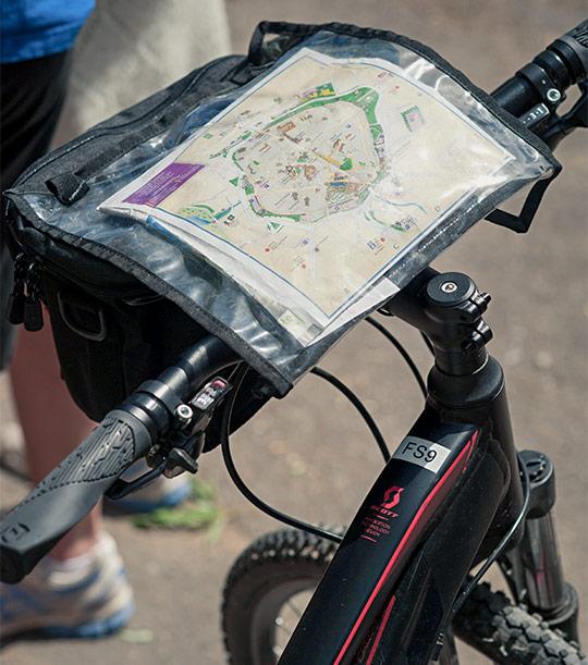Accessoires vélos en location