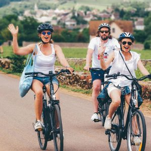 Balade demi journée vélo et vin à Beaune