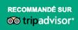 Recommandé sur Trip Advisor