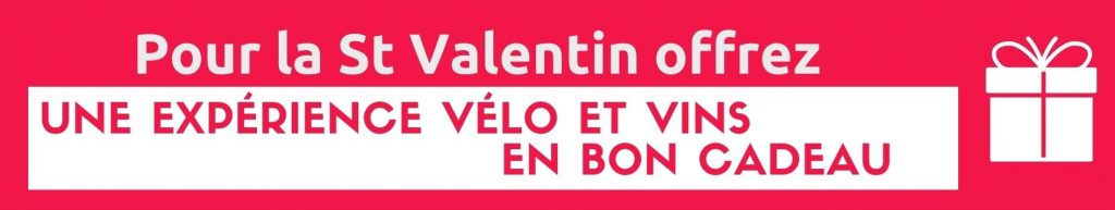 Bandeau bon cadeau pour la St Valentin